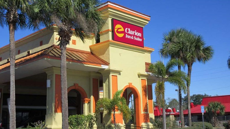 Clarion Inn Suites Kissimmee Exterior Images Ed By A Href Http