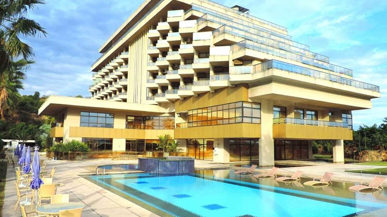 "Quality Hotel Niteroi Exterior. Images powered by <a href=""http://web.iceportal.com""  target=""_blank"">Ice Portal</a>."