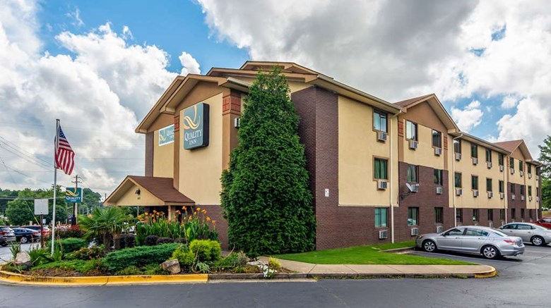 Quality Inn College Park Atlanta Airport Exterior Images Ed By A Href