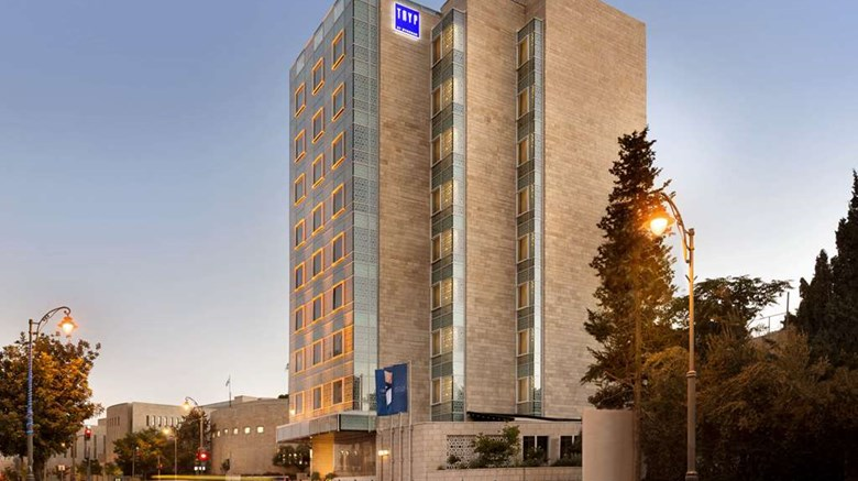 Tryp By Wyndham Jerum Bat Sheva Exterior Images Ed A Href
