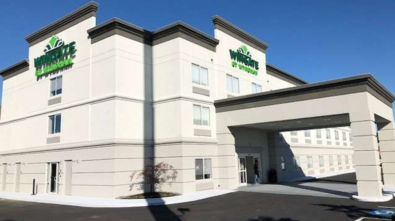 Wingate By Wyndham Augusta Washington Rd Exterior Images Ed A Href