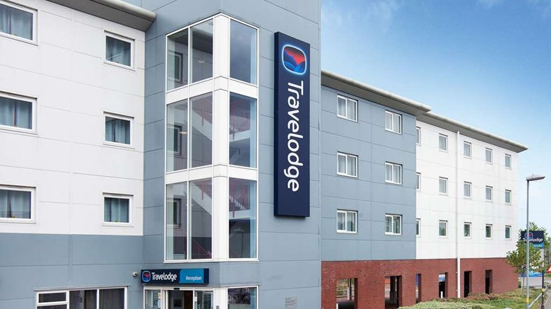 "Travelodge Birmingham Perry Barr Exterior. Images powered by <a href=""http://web.iceportal.com""  target=""_blank"">Ice Portal</a>."
