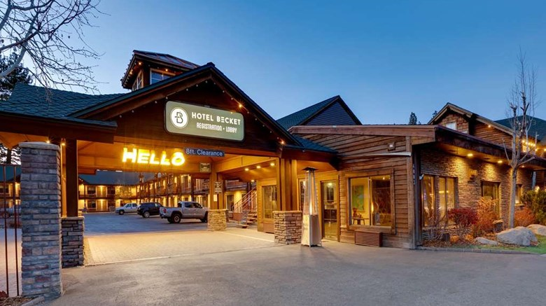 Lake Tahoe Hotels >> Hotel Becket Trademark Collection Tourist Class South Lake Tahoe