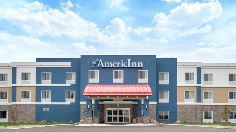 "AmericInn by Wyndham Windom Exterior. Images powered by <a href=""http://web.iceportal.com""  target=""_blank"">Ice Portal</a>."
