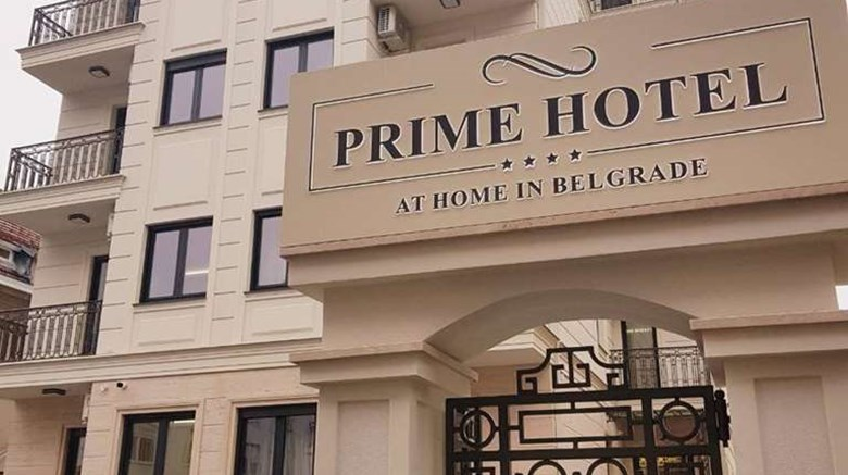 "Prime Hotel Belgrade Exterior. Images powered by <a href=""http://web.iceportal.com""  target=""_blank"">Ice Portal</a>."