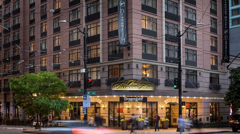 Hotels In Seattle >> The Paramount Hotel Seattle First Class Seattle Wa Hotels Gds