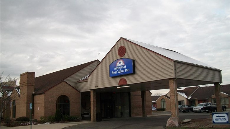 Americas Best Value Inn Romulus Exterior Images Ed By A Href