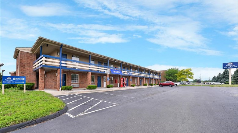 Americas Best Value Inn Maumee Toledo Exterior Images Ed By A Href