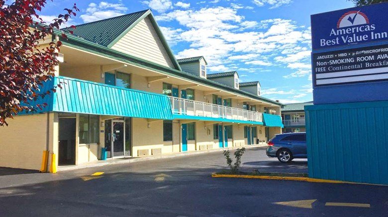 Americas Best Value Inn Pottstown Exterior Images Ed By A Href Http