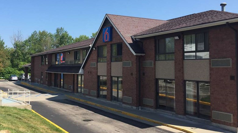 "Motel 6 Lewiston Exterior. Images powered by <a href=""http://web.iceportal.com""  target=""_blank"">Ice Portal</a>."
