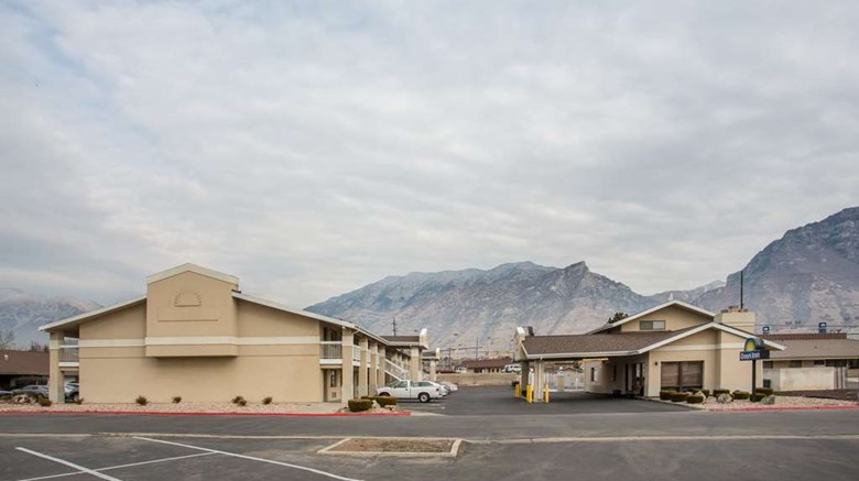 "Days Inn Provo Exterior. Images powered by <a href=""http://web.iceportal.com""  target=""_blank"">Ice Portal</a>."