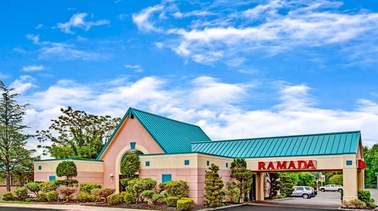 "Ramada Limited Parsippany Exterior. Images powered by <a href=""http://web.iceportal.com""  target=""_blank"">Ice Portal</a>."