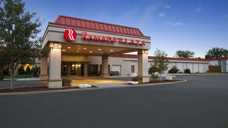 "Ramada Plaza Casper Hotel & Conf Ctr Exterior. Images powered by <a href=""http://web.iceportal.com""  target=""_blank"">Ice Portal</a>."