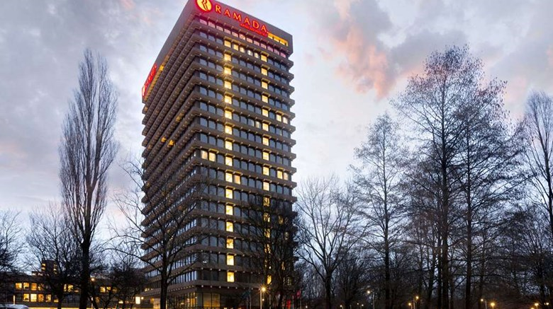 "Ramada Apollo Amsterdam Centre Exterior. Images powered by <a href=""http://web.iceportal.com""  target=""_blank"">Ice Portal</a>."