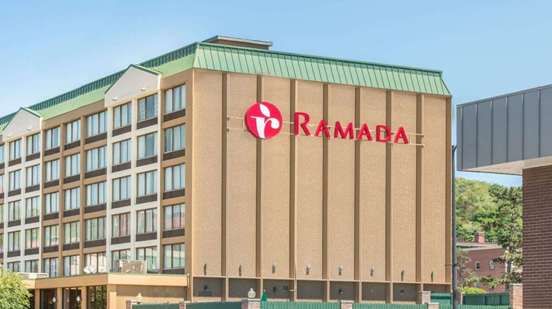 "Ramada Cumberland Downtown Exterior. Images powered by <a href=""http://web.iceportal.com""  target=""_blank"">Ice Portal</a>."
