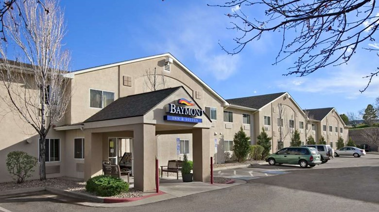 Baymont Inn Suites Denver West Fed Ctr Exterior Images Ed By A