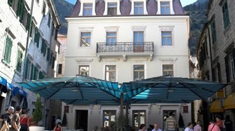 "Vardar Hotel Kotor Exterior. Images powered by <a href=""http://web.iceportal.com""  target=""_blank"">Ice Portal</a>."
