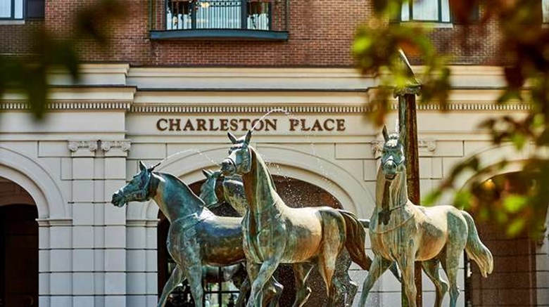 "Belmond Charleston Place Exterior. Images powered by <a href=""http://web.iceportal.com""  target=""_blank"">Ice Portal</a>."