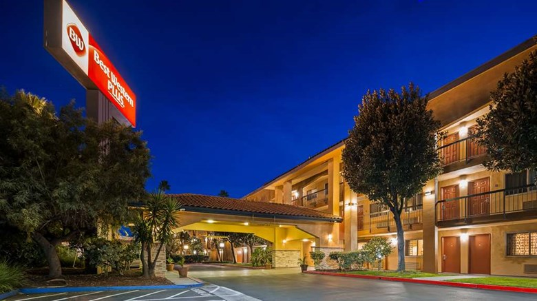 Best Western Plus Pleasanton Inn Exterior Images Ed By A Href Http