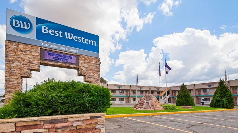 Best Western Turquoise Inn Suites Exterior Images Ed By A Href