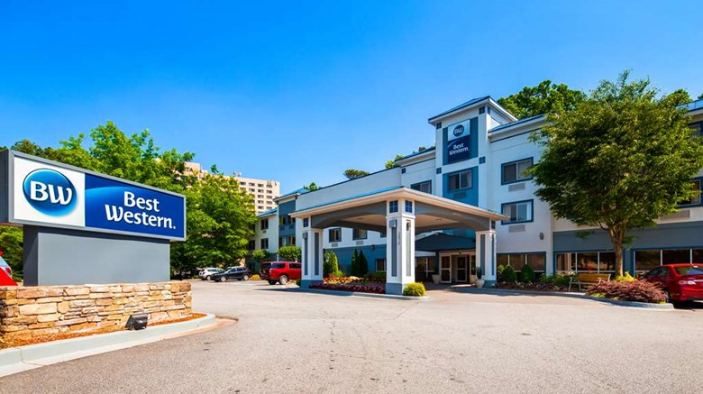 Best Western Gwinnett Center Hotel Exterior Images Ed By A Href Http