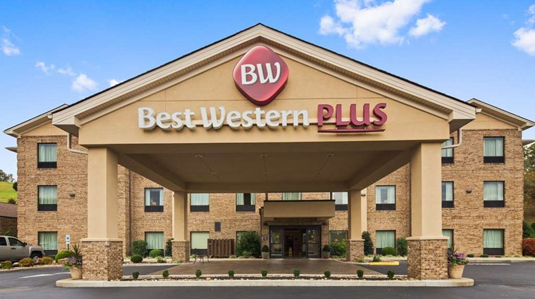 "Best Western Plus Louisa Exterior. Images powered by <a href=""http://web.iceportal.com""  target=""_blank"">Ice Portal</a>."