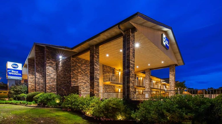 "Best Western Sherwood Inn Exterior. Images powered by <a href=""http://web.iceportal.com""  target=""_blank"">Ice Portal</a>."