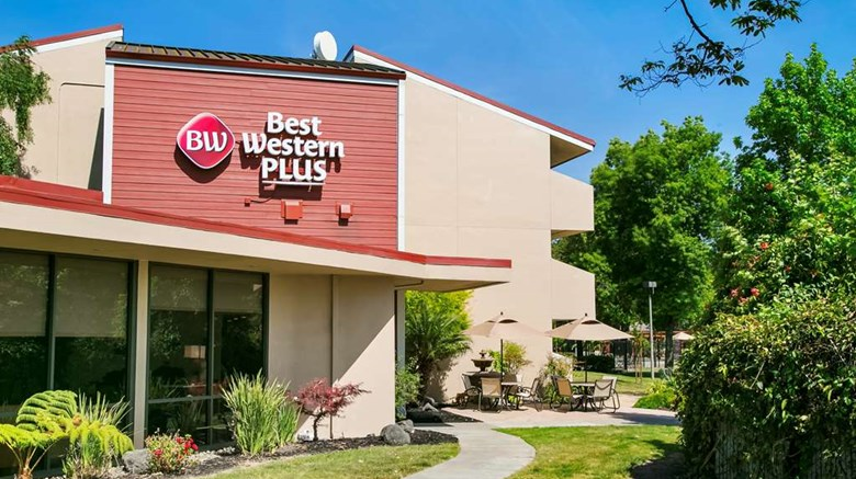 Best Western Plus Garden Court Inn Exterior Images Ed By A Href