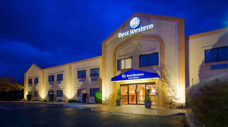 Best Western Port Clinton Exterior Images Ed By A Href Http
