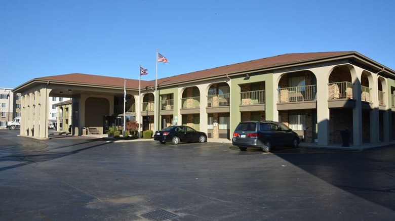 Best Western Executive Inn Exterior Images Ed By A Href Http