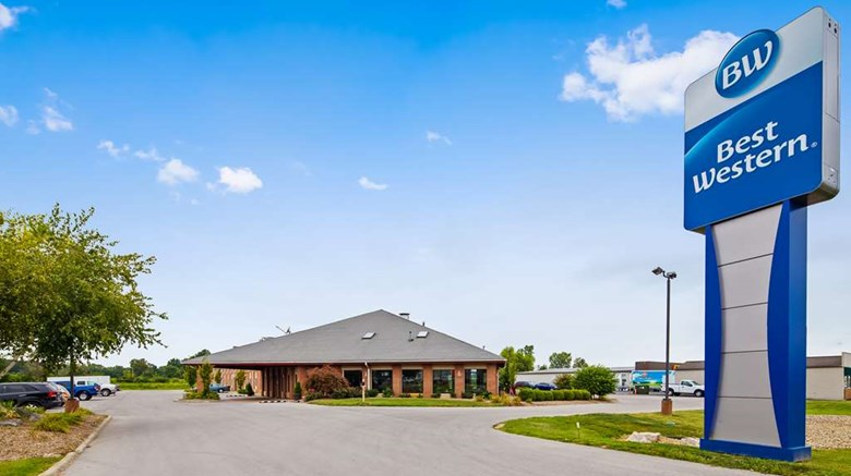 "Best Western Norwalk Exterior. Images powered by <a href=""http://web.iceportal.com""  target=""_blank"">Ice Portal</a>."