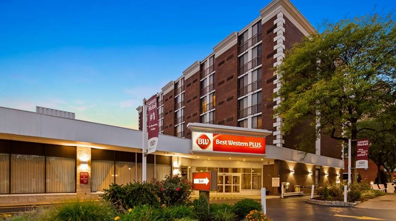 Best Western Plus Genetti Htl Conf Ctr Exterior Images Ed By A Href