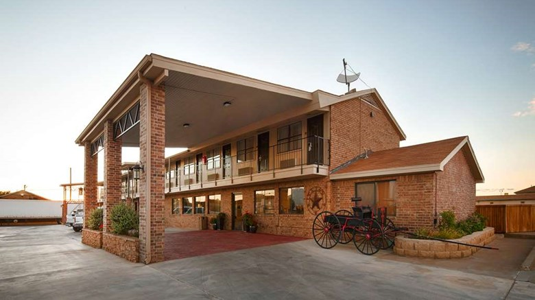 Best Western Caprock Inn Exterior Images Ed By A Href Http