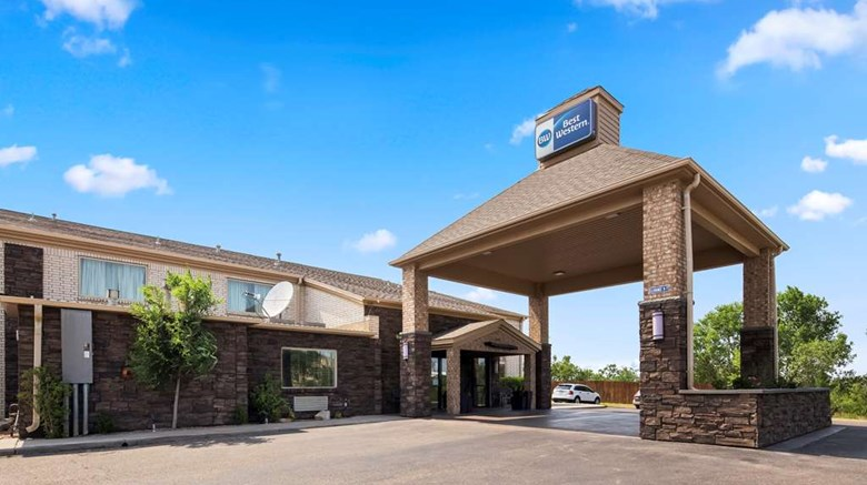 Best Western Borger Inn Exterior Images Ed By A Href Http