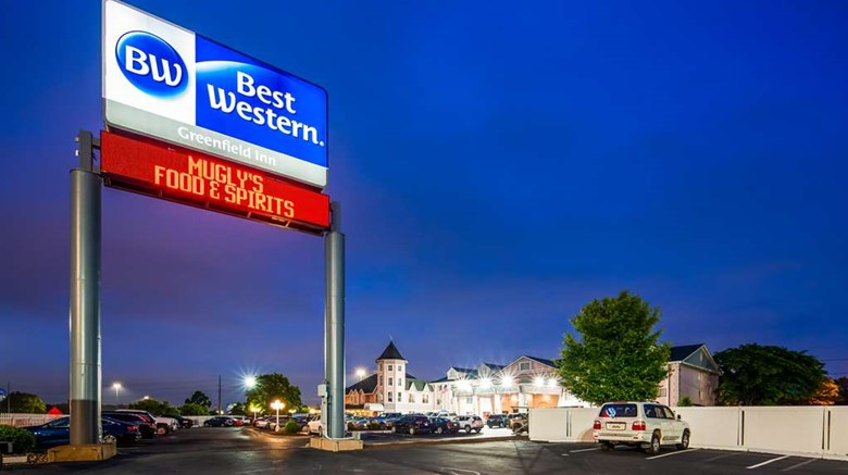 Best Western Greenfield Inn Exterior Images Ed By A Href Http