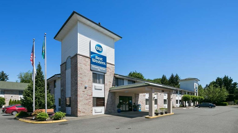 Best Western Tumwater Olympia Inn Exterior Images Ed By A Href