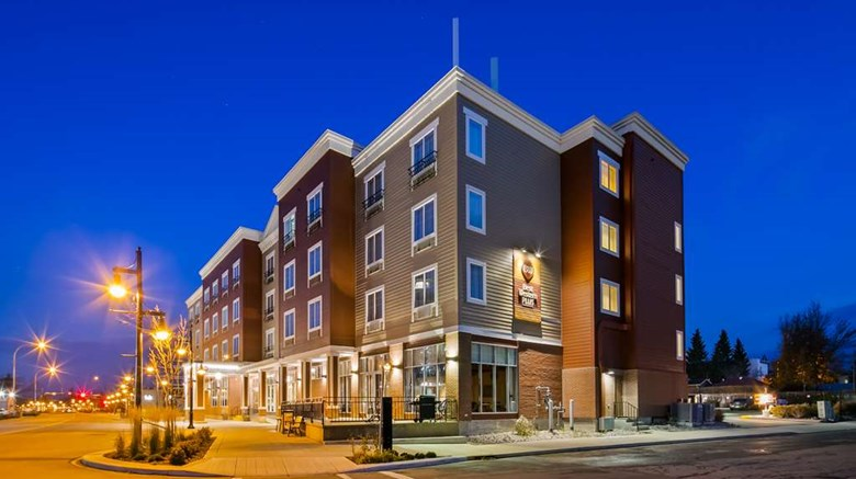 Best Western Plus Cau Sylvan Lake Exterior Images Ed By A Href