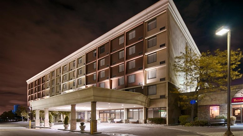 Best Western Plus Toronto Airport Hotel Exterior Images Ed By A Href