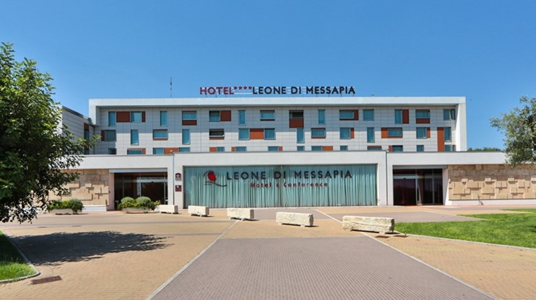 "Best Western Plus Leone Di Messapia Htl Exterior. Images powered by <a href=""http://web.iceportal.com""  target=""_blank"">Ice Portal</a>."
