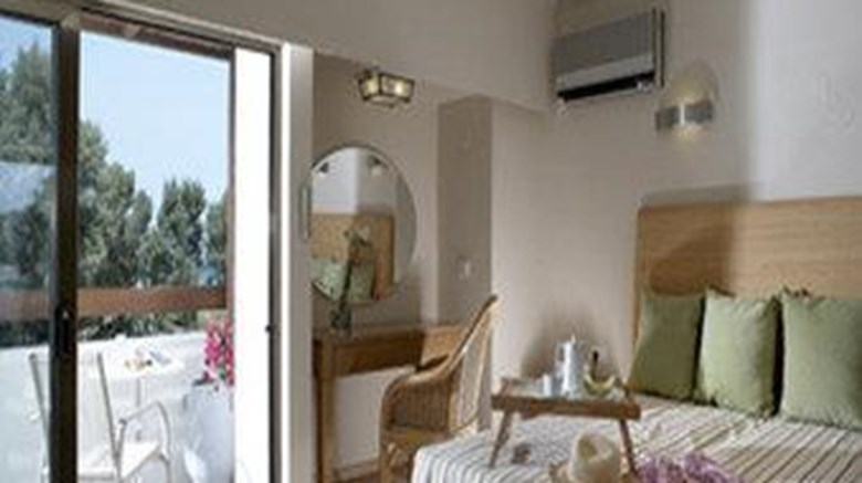"Agapi Beach Hotel Room. Images powered by <a href=""http://web.iceportal.com""  target=""_blank"">Ice Portal</a>."