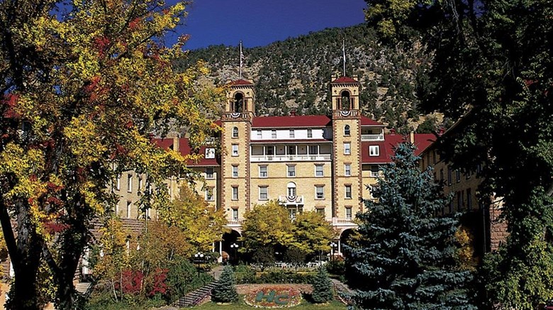 Hotel Colorado First Class Glenwood Springs Co Hotels Gds