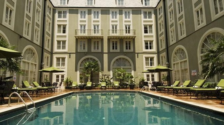 New Orleans Hotels >> Bourbon Orleans Hotel First Class New Orleans La Hotels Gds