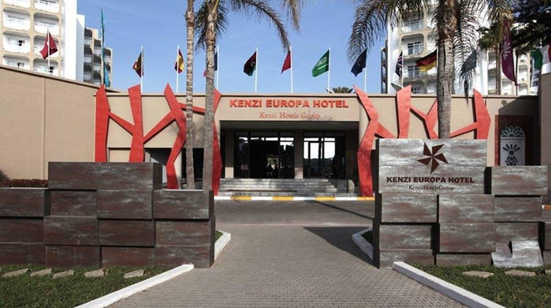 "Kenzi Hotel Europa Exterior. Images powered by <a href=""http://web.iceportal.com""  target=""_blank"">Ice Portal</a>."