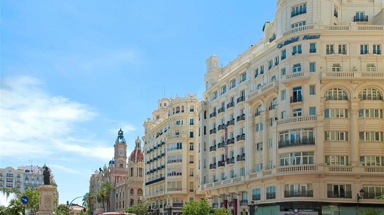Melia Plaza First Class Valencia Spain Hotels Gds Reservation