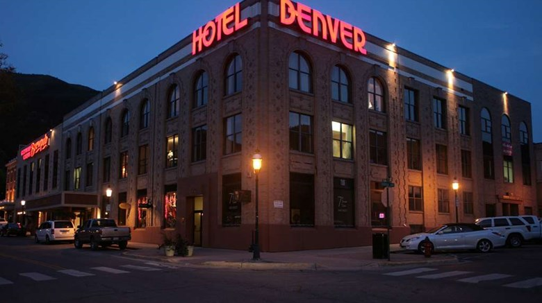 "Hotel Denver Exterior. Images powered by <a href=""http://web.iceportal.com""  target=""_blank"">Ice Portal</a>."