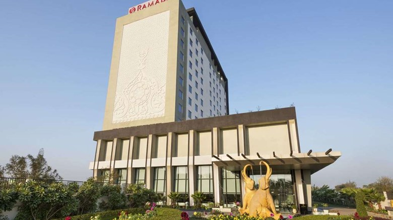 "Ramada Plaza Agra Exterior. Images powered by <a href=""http://web.iceportal.com""  target=""_blank"">Ice Portal</a>."