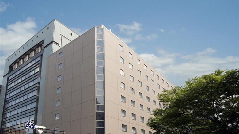 "Daiwa Roynet Hotel Shin-Yokohama Exterior. Images powered by <a href=""http://web.iceportal.com""  target=""_blank"">Ice Portal</a>."