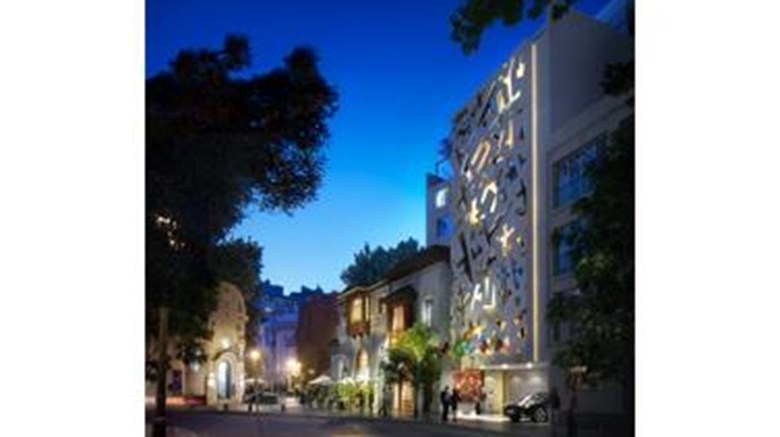 "Hotel Cumbres Lastarria Exterior. Images powered by <a href=""http://web.iceportal.com""  target=""_blank"">Ice Portal</a>."