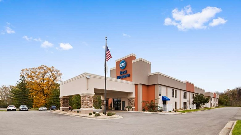 "Best Western Delta Inn Exterior. Images powered by <a href=""http://web.iceportal.com""  target=""_blank"">Ice Portal</a>."