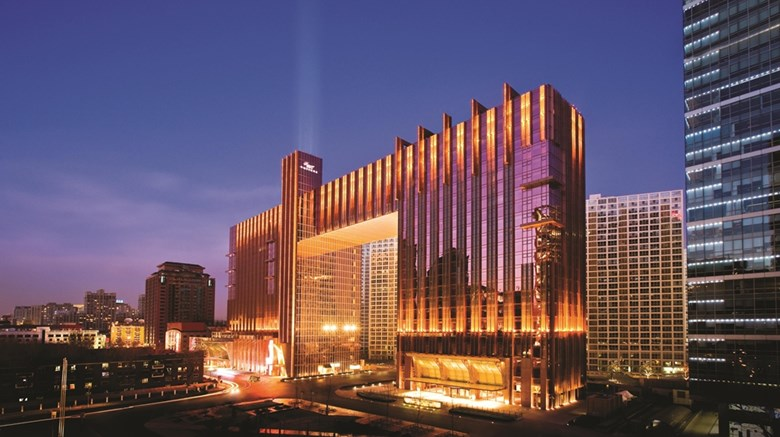"Fairmont Beijing Exterior. Images powered by <a href=""http://web.iceportal.com""  target=""_blank"">Ice Portal</a>."
